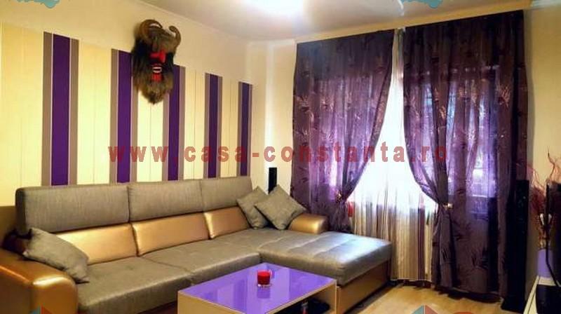 Vanzare Apartament 2 camere Constanta Centru numar camere 2  pret 56000  EUR