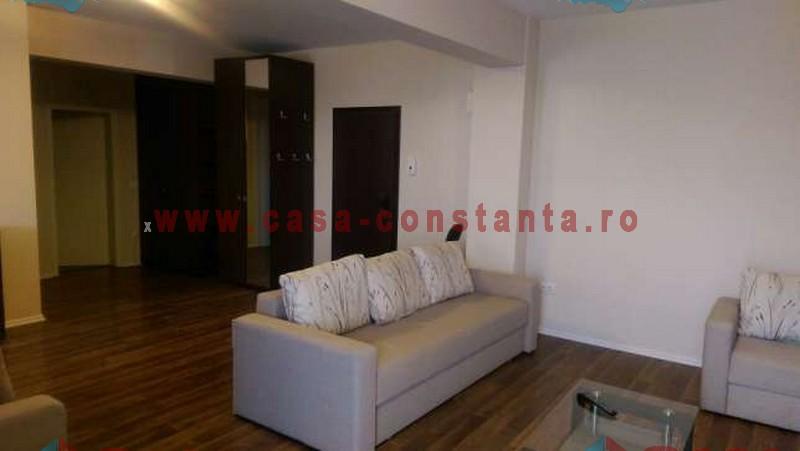 Inchiriere Apartament 2 camere Constanta Piata Ovidiu numar camere 2  pret 500  EUR