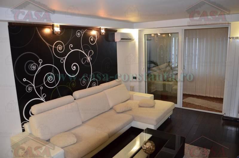 Inchiriere Apartament 2 camere Constanta Piata Ovidiu numar camere 2  pret 750  EUR