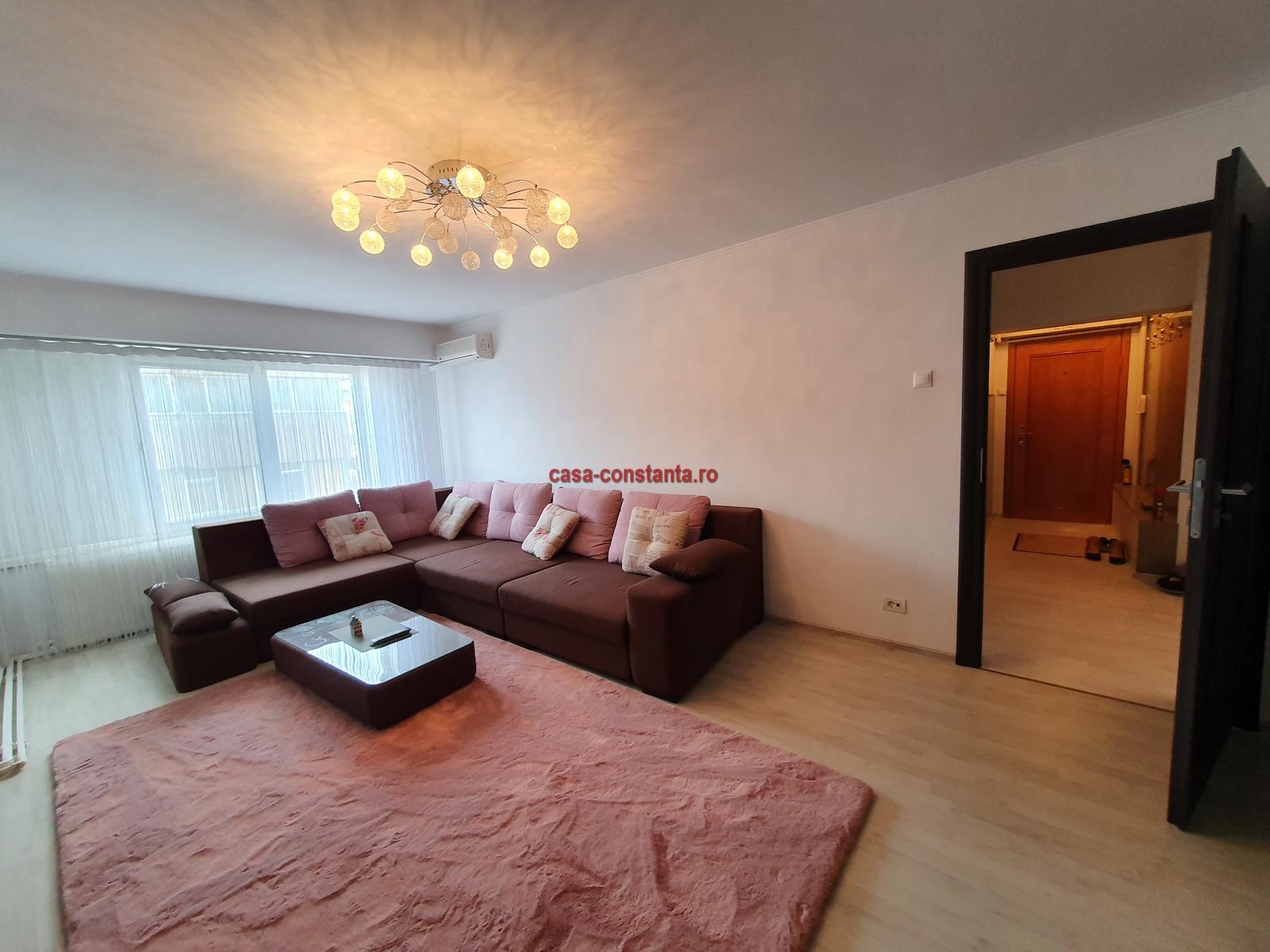 Inchiriere Apartament 3 camere Constanta Dacia numar camere 3  pret 500  EUR