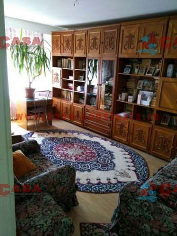 Vanzare Apartament 3 camere Constanta Tomis III numar camere 3  pret 62000  EUR